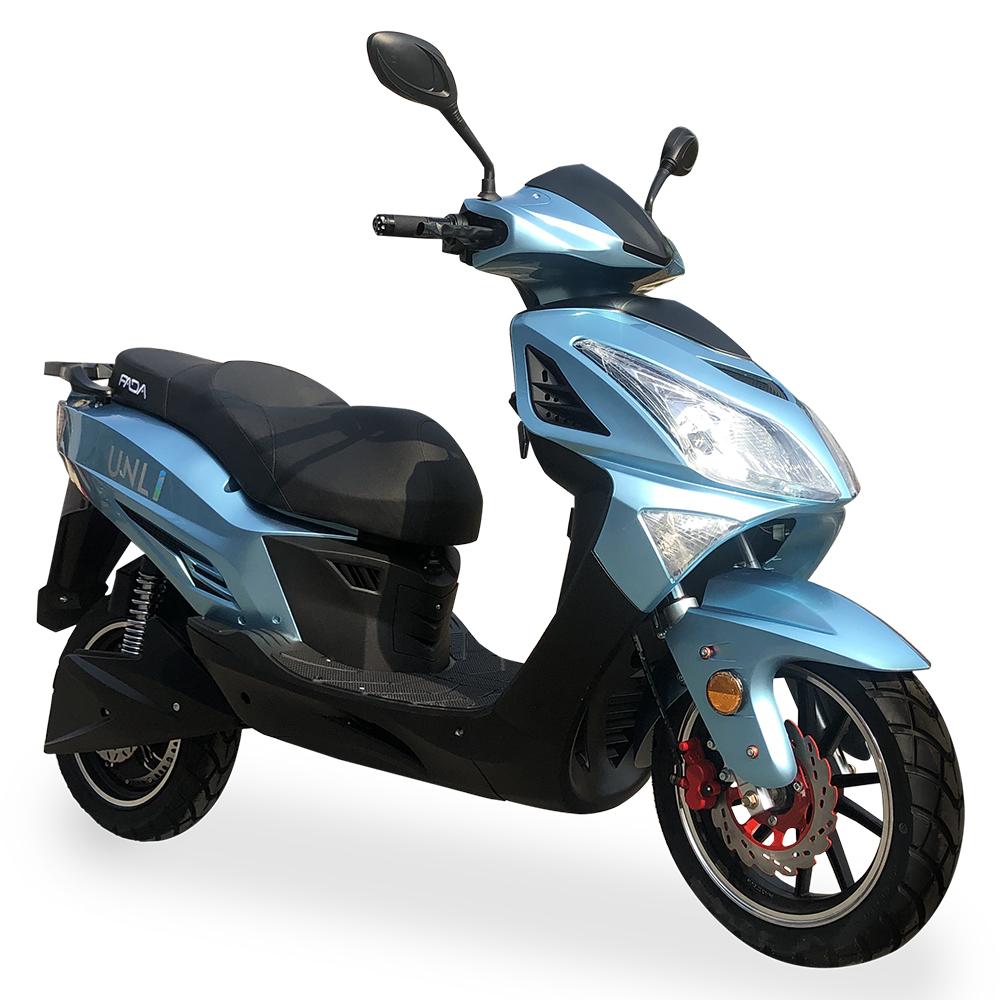 ЭЛЕКТРОСКУТЕР FADA UNLI 2000W Li-ion  Артмото - купить квадроцикл в украине и харькове, мотоцикл, снегоход, скутер, мопед, электромобиль