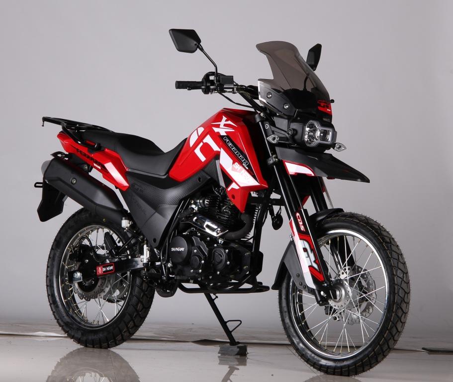 МОТОЦИКЛ SHINERAY X-TRAIL 250 FERRARA  Артмото - купить квадроцикл в украине и харькове, мотоцикл, снегоход, скутер, мопед, электромобиль