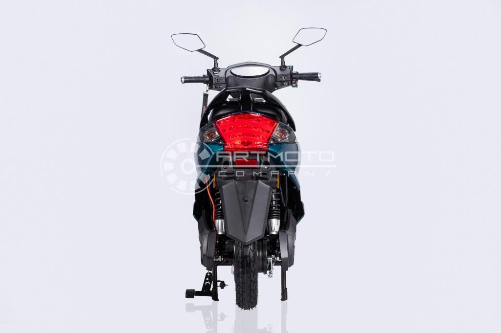 ЭЛЕКТРОСКУТЕР FADA SPIN II 1500 W  Артмото - купить квадроцикл в украине и харькове, мотоцикл, снегоход, скутер, мопед, электромобиль