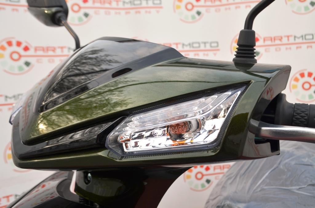 СКУТЕР FADA M9  Артмото - купить квадроцикл в украине и харькове, мотоцикл, снегоход, скутер, мопед, электромобиль
