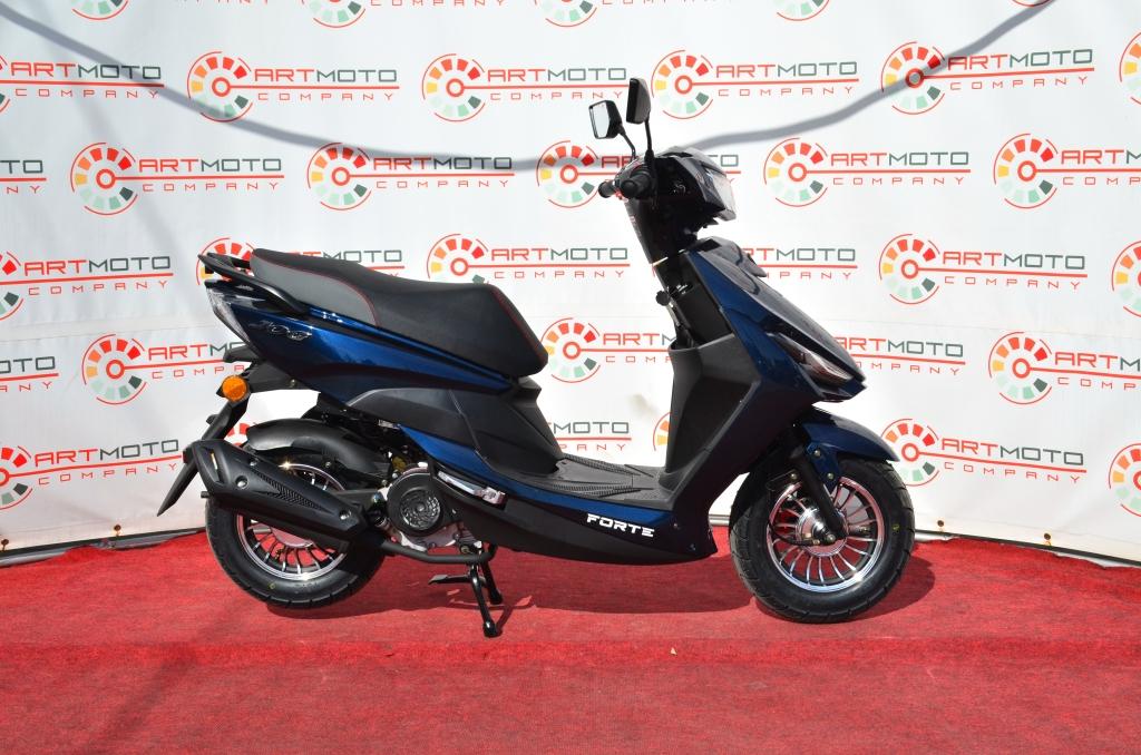 СКУТЕР FORTE NEW JOG  Артмото - купить квадроцикл в украине и харькове, мотоцикл, снегоход, скутер, мопед, электромобиль