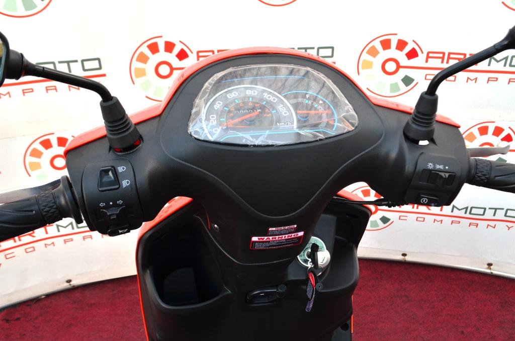 СКУТЕР FADA JOC 150  Артмото - купить квадроцикл в украине и харькове, мотоцикл, снегоход, скутер, мопед, электромобиль