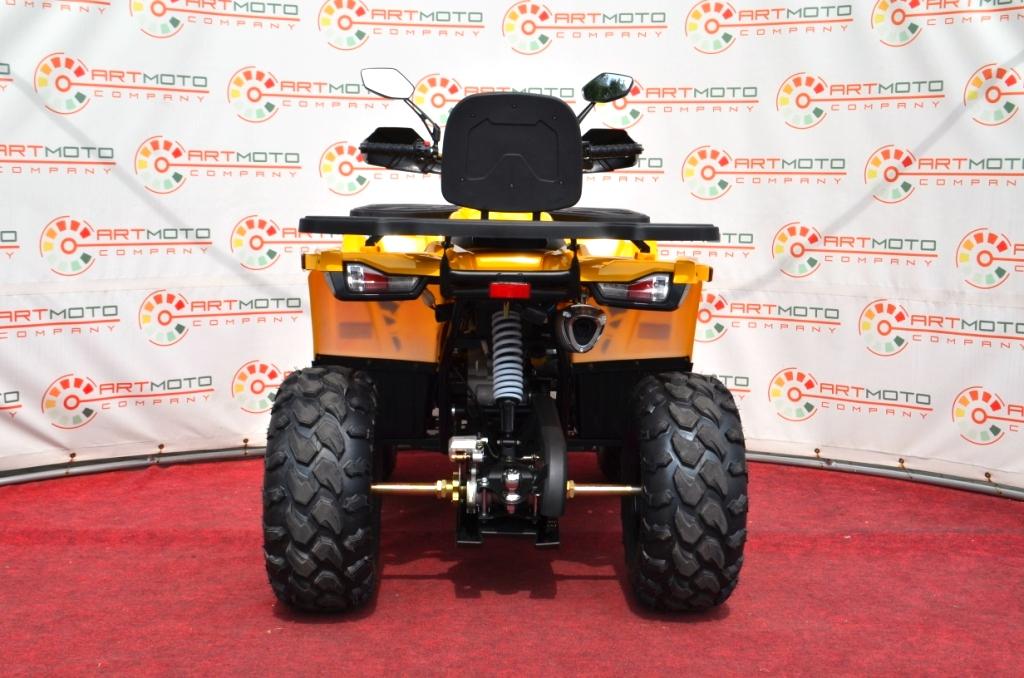 КВАДРОЦИКЛ COMMAN SHARK 200  Артмото - купить квадроцикл в украине и харькове, мотоцикл, снегоход, скутер, мопед, электромобиль
