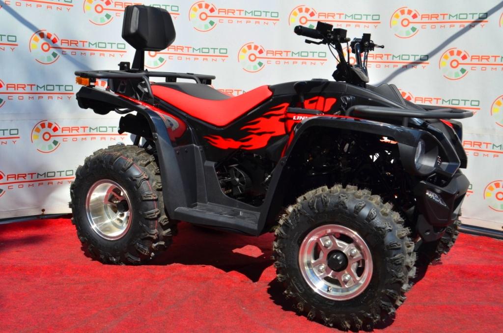 КВАДРОЦИКЛ LINHAI-YAMAHA Z180  Артмото - купить квадроцикл в украине и харькове, мотоцикл, снегоход, скутер, мопед, электромобиль
