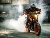 МОТОЦИКЛ KTM DUKE 200 No ABS