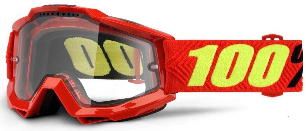МОТО ОЧКИ 100% ACCURI ENDURO Goggle Saarinen — Clear Dual Lens  Артмото - купить квадроцикл в украине и харькове, мотоцикл, снегоход, скутер, мопед, электромобиль