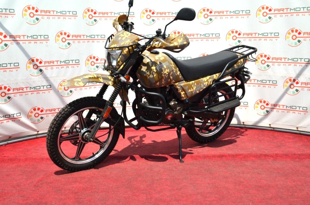 МОТОЦИКЛ SHINERAY XY 200 INTRUDER пустынный камуфляж  Артмото - купить квадроцикл в украине и харькове, мотоцикл, снегоход, скутер, мопед, электромобиль