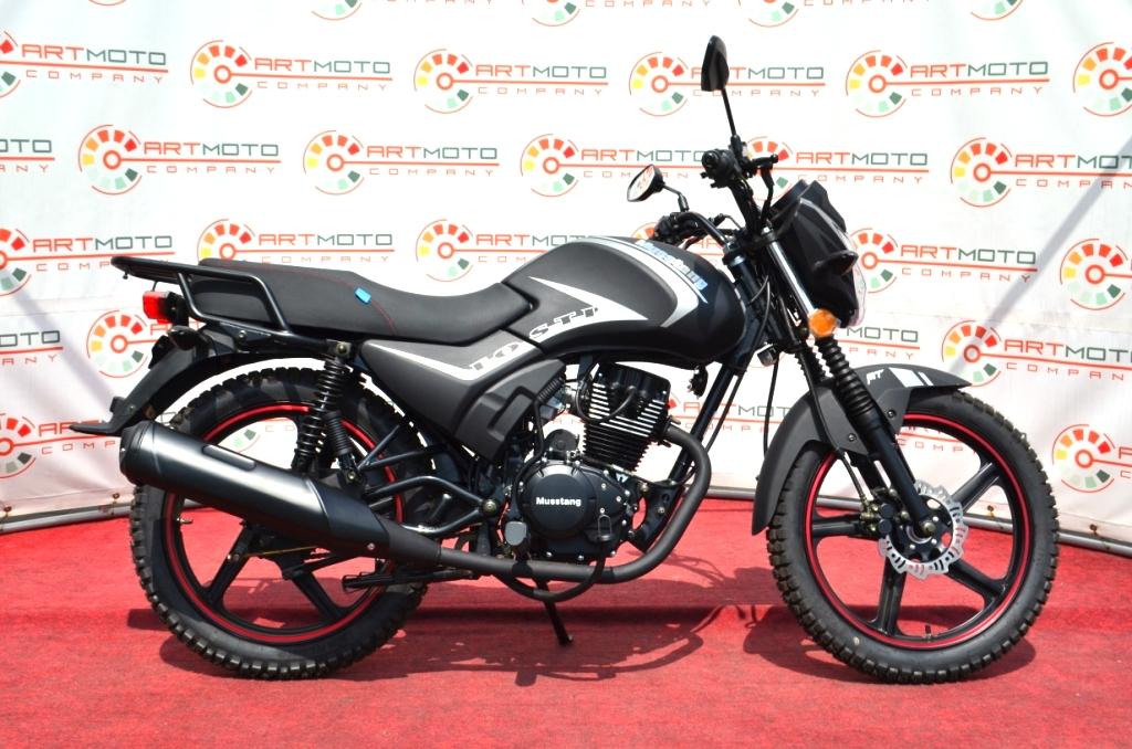 МОТОЦИКЛ MUSSTANG FOSTI 150  Артмото - купить квадроцикл в украине и харькове, мотоцикл, снегоход, скутер, мопед, электромобиль