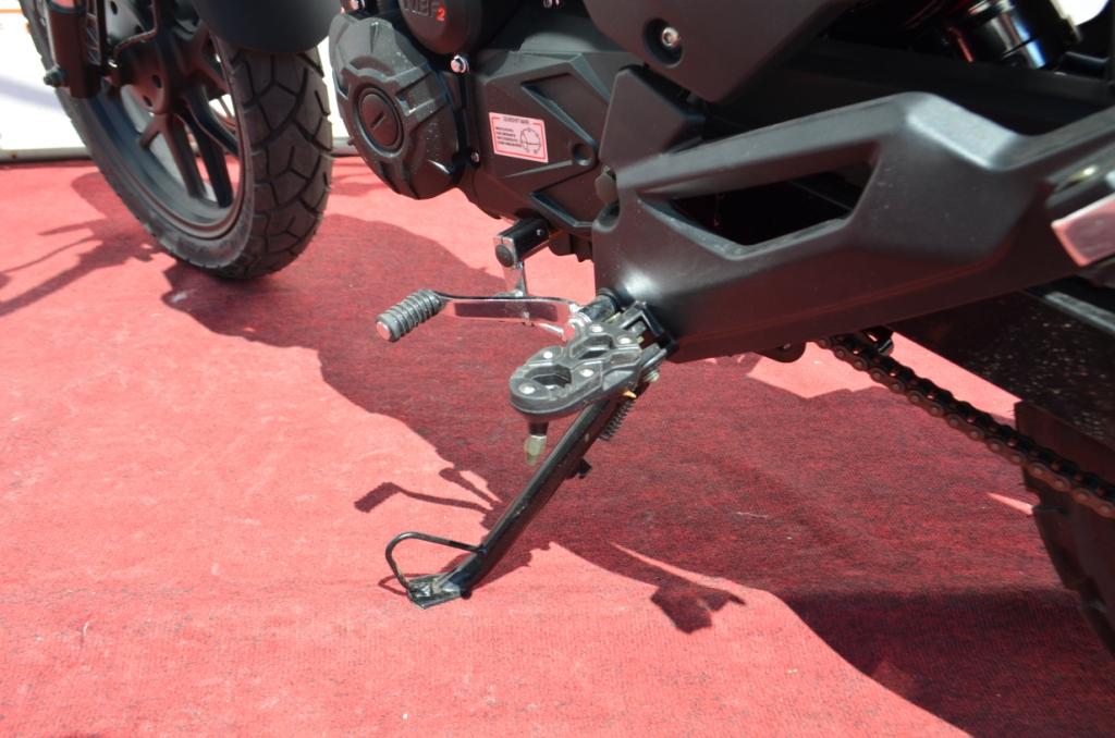 МОТОЦИКЛ LIFAN KPM 200 (LF200-3B)  Артмото - купить квадроцикл в украине и харькове, мотоцикл, снегоход, скутер, мопед, электромобиль