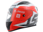 МОТОШЛЕМ LS2 FF353 RAPID GRID WHITE-RED