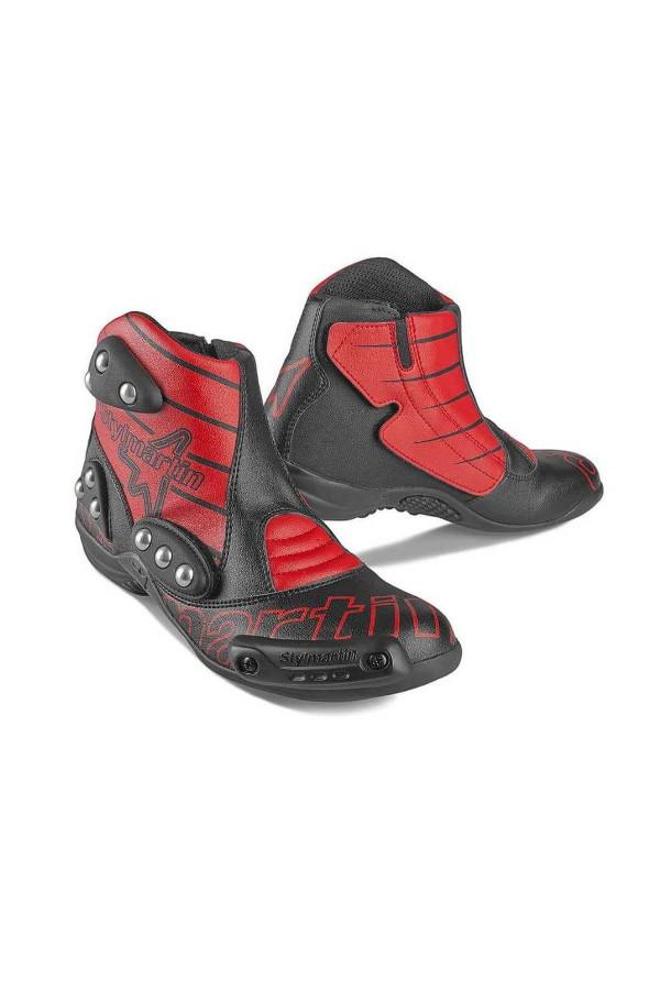 Мотоботы спортивные SPEED S1 Red  Артмото - купить квадроцикл в украине и харькове, мотоцикл, снегоход, скутер, мопед, электромобиль