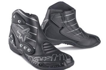 Мужская мотообувь Previous product   Мотоботы спортивные SPEED S1 Black
