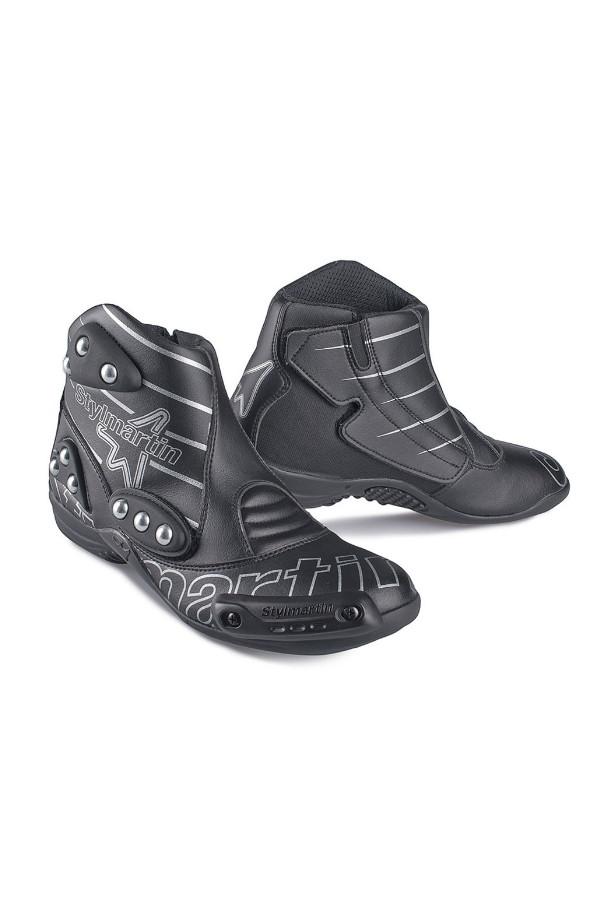 Мужская мотообувь Previous product   Мотоботы спортивные SPEED S1 Black  Артмото - купить квадроцикл в украине и харькове, мотоцикл, снегоход, скутер, мопед, электромобиль