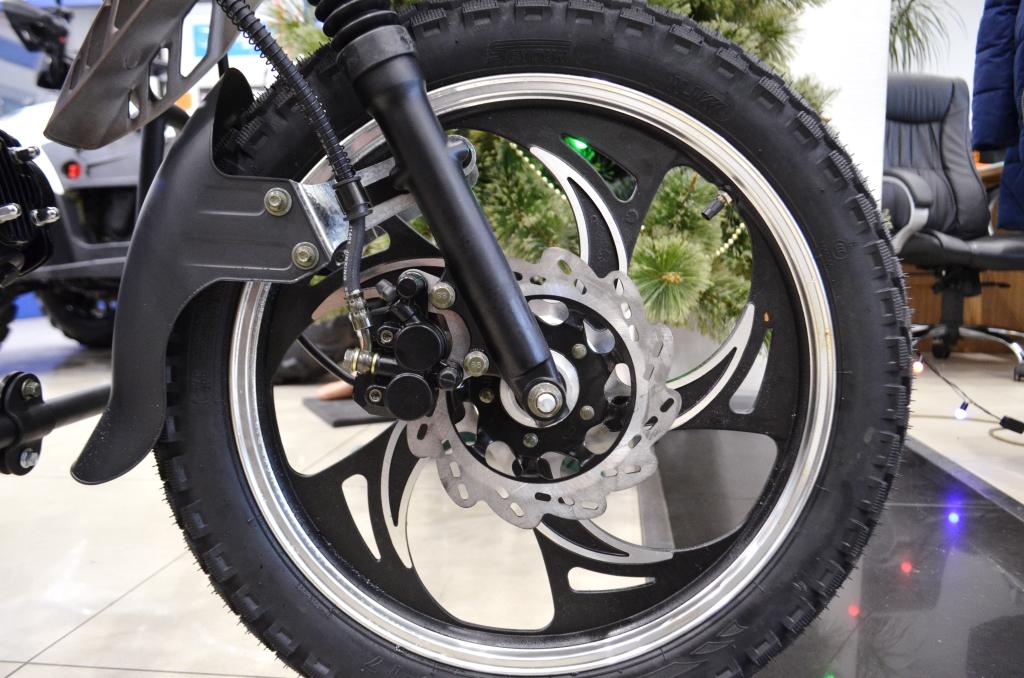 МОПЕД MUSSTANG МТ125 DINGO XL  Артмото - купить квадроцикл в украине и харькове, мотоцикл, снегоход, скутер, мопед, электромобиль