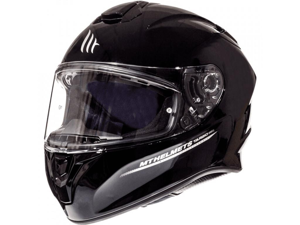 МОТОШЛЕМ MT TARGO METAL BLACK  Артмото - купить квадроцикл в украине и харькове, мотоцикл, снегоход, скутер, мопед, электромобиль