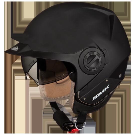 МОТОШЛЕМ SMK DERBY MATT BLACK (MA200)  Артмото - купить квадроцикл в украине и харькове, мотоцикл, снегоход, скутер, мопед, электромобиль