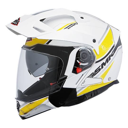 МОТОШЛЕМ SMK TIDE (GL142)  Артмото - купить квадроцикл в украине и харькове, мотоцикл, снегоход, скутер, мопед, электромобиль