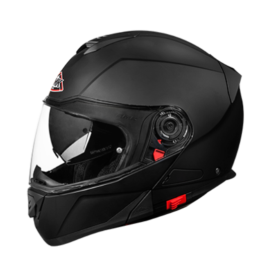 МОТОШЛЕМ SMK GLIDE MATT BLACK (MA200)  Артмото - купить квадроцикл в украине и харькове, мотоцикл, снегоход, скутер, мопед, электромобиль