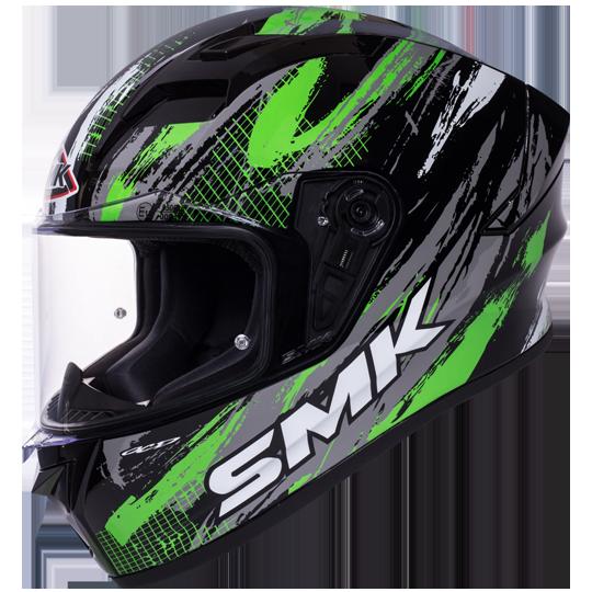 МОТОШЛЕМ SMK STELLAR METEORITE (GL286)  Артмото - купить квадроцикл в украине и харькове, мотоцикл, снегоход, скутер, мопед, электромобиль