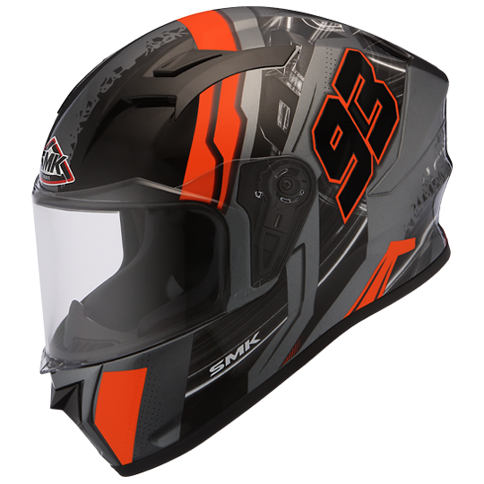 МОТОШЛЕМ SMK STELLAR SWANK (MA672)  Артмото - купить квадроцикл в украине и харькове, мотоцикл, снегоход, скутер, мопед, электромобиль