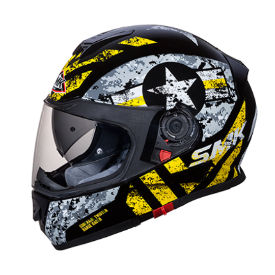 МОТОШЛЕМ SMK TWISTER CAPTAIN (GL264)  Артмото - купить квадроцикл в украине и харькове, мотоцикл, снегоход, скутер, мопед, электромобиль