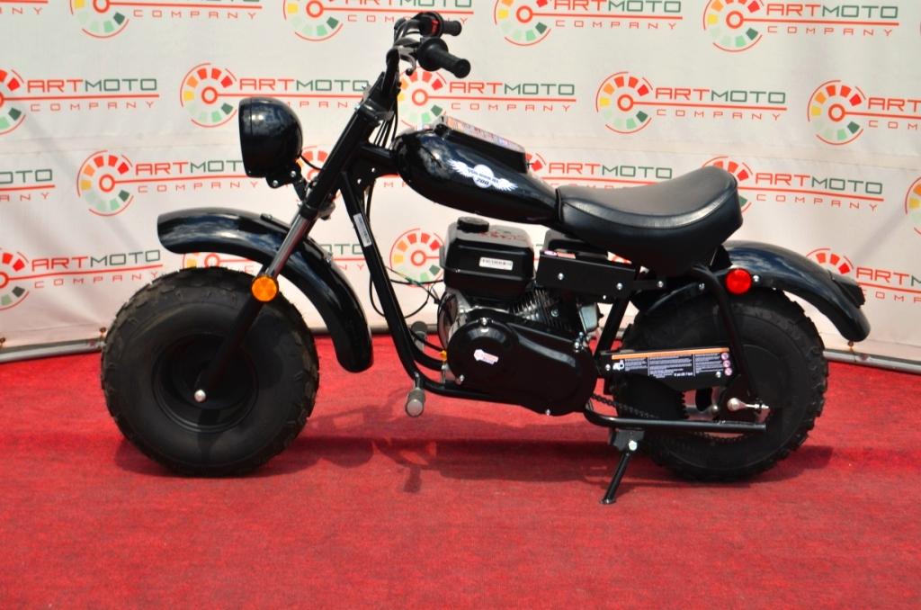 ДЕТСКИЙ МОТОЦИКЛ Mini Bike Linhai MB200  Артмото - купить квадроцикл в украине и харькове, мотоцикл, снегоход, скутер, мопед, электромобиль