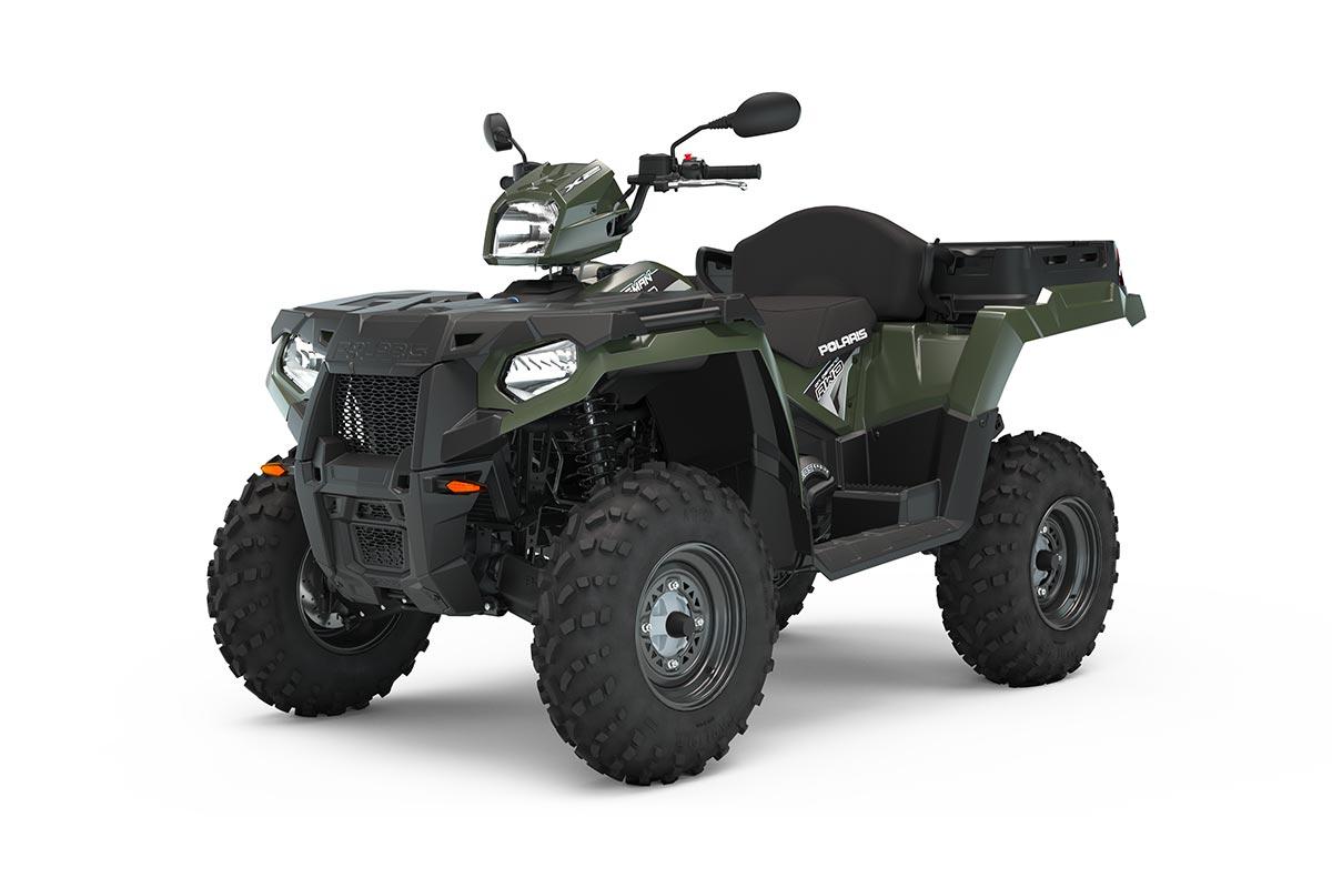 КВАДРОЦИКЛ POLARIS SPORTSMAN X2 570 EPS EU  Артмото - купить квадроцикл в украине и харькове, мотоцикл, снегоход, скутер, мопед, электромобиль