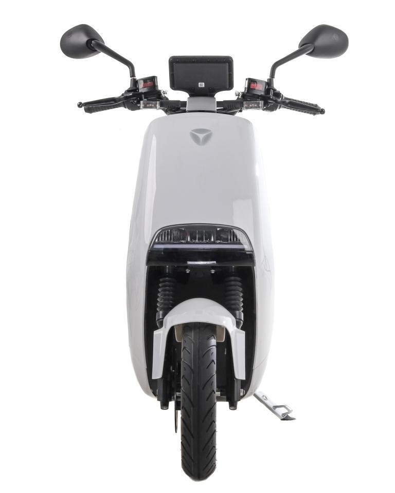ЭЛЕКТРОСКУТЕР YADEA G5  Артмото - купить квадроцикл в украине и харькове, мотоцикл, снегоход, скутер, мопед, электромобиль
