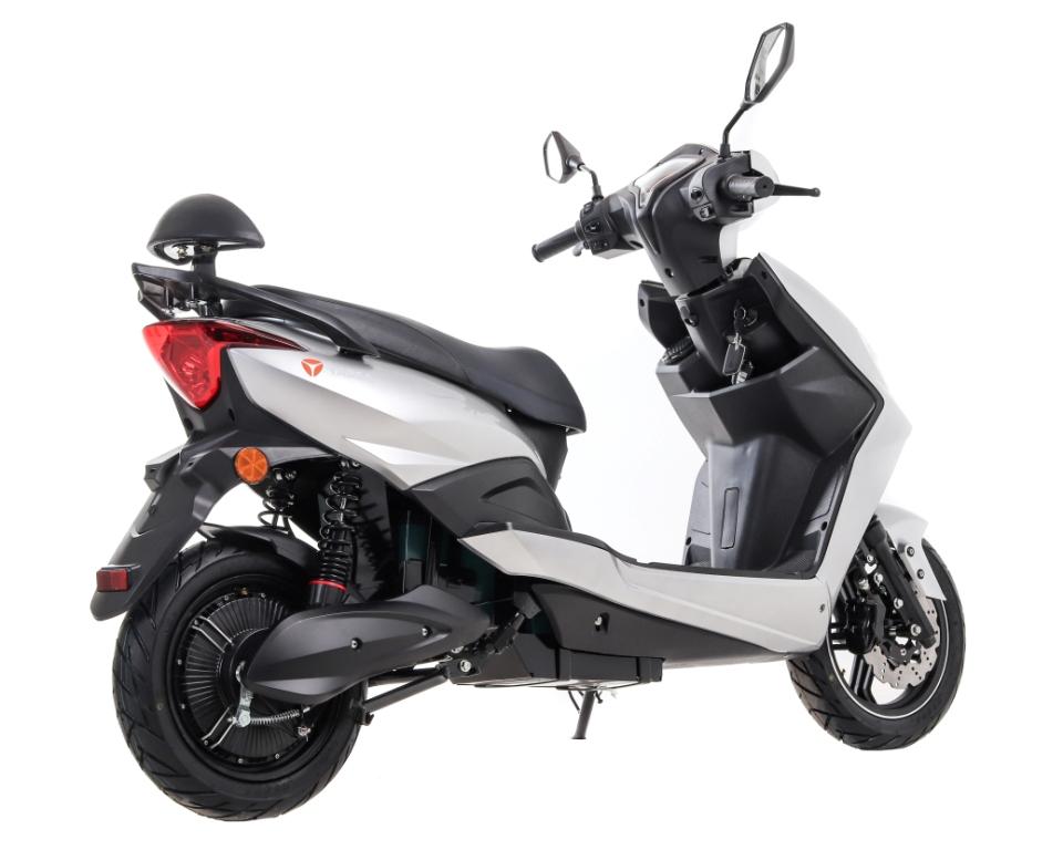 ЭЛЕКТРОСКУТЕР YADEA S-WAY  Артмото - купить квадроцикл в украине и харькове, мотоцикл, снегоход, скутер, мопед, электромобиль