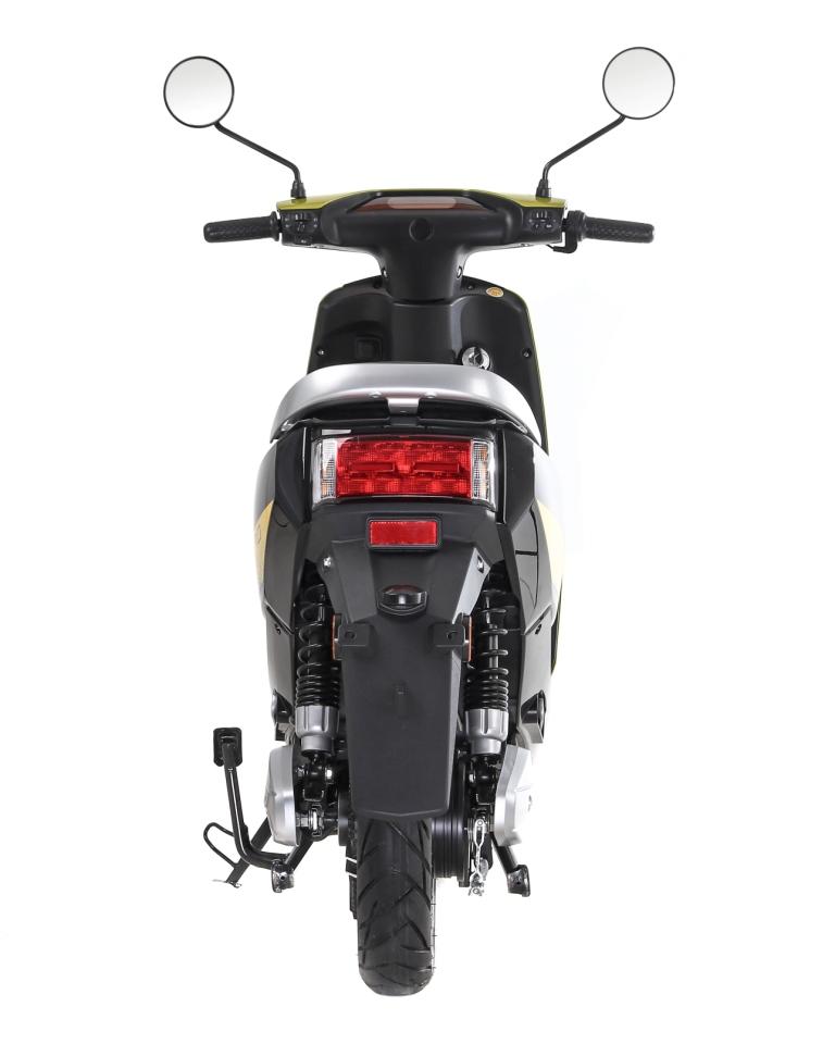 ЭЛЕКТРОСКУТЕР YADEA S-LIKE  Артмото - купить квадроцикл в украине и харькове, мотоцикл, снегоход, скутер, мопед, электромобиль