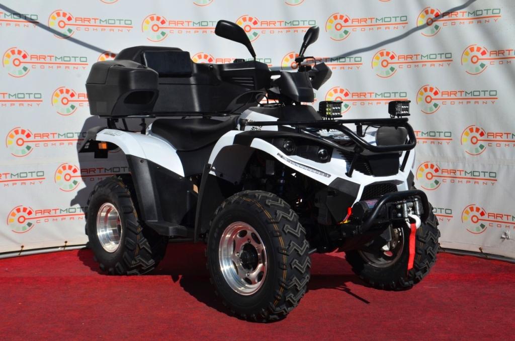 КВАДРОЦИКЛ LINHAI LH300ATV-D 4×4 б.у  Артмото - купить квадроцикл в украине и харькове, мотоцикл, снегоход, скутер, мопед, электромобиль