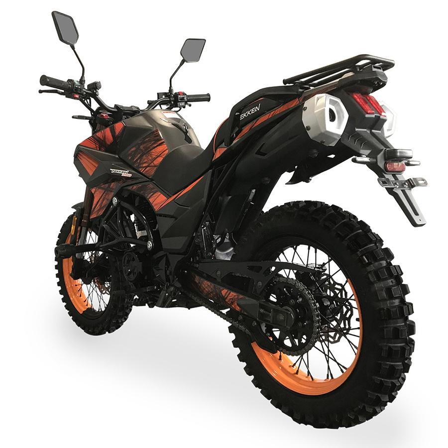 МОТОЦИКЛ TEKKEN 250 Cross  Артмото - купить квадроцикл в украине и харькове, мотоцикл, снегоход, скутер, мопед, электромобиль