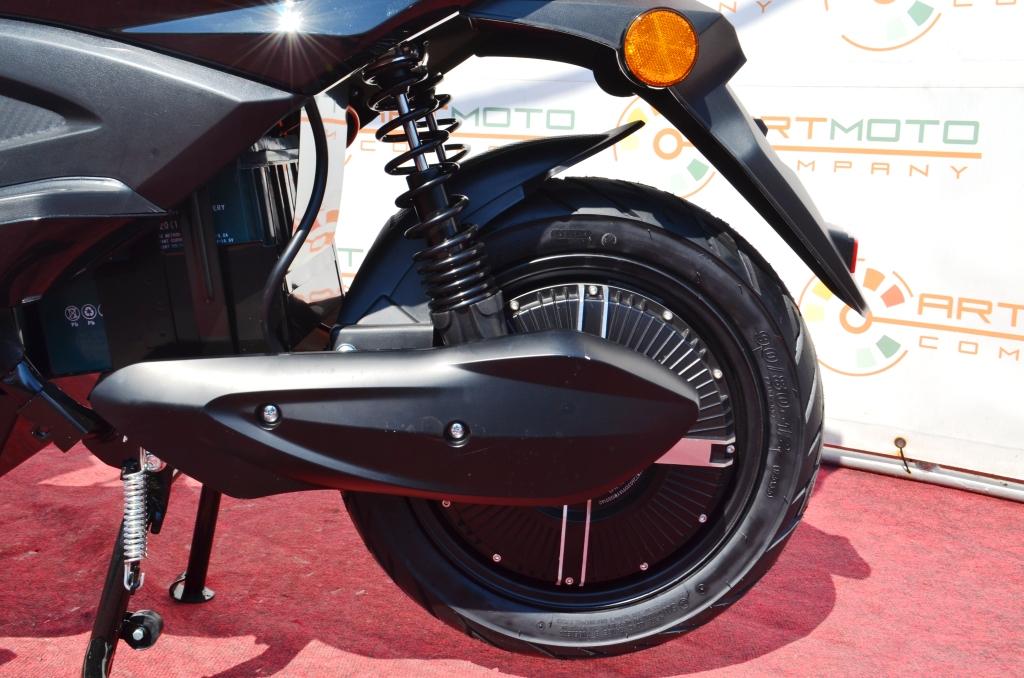 ЭЛЕКТРОСКУТЕР YADEA S-WAY 1500W  Артмото - купить квадроцикл в украине и харькове, мотоцикл, снегоход, скутер, мопед, электромобиль