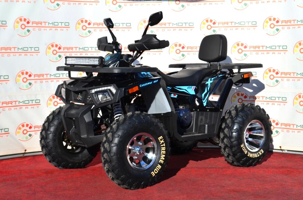 КВАДРОЦИКЛ JITAO SHARX 200  Артмото - купить квадроцикл в украине и харькове, мотоцикл, снегоход, скутер, мопед, электромобиль