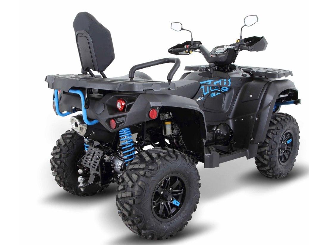 КВАДРОЦИКЛ TGB BLADE 600 LTX EPS  Артмото - купить квадроцикл в украине и харькове, мотоцикл, снегоход, скутер, мопед, электромобиль