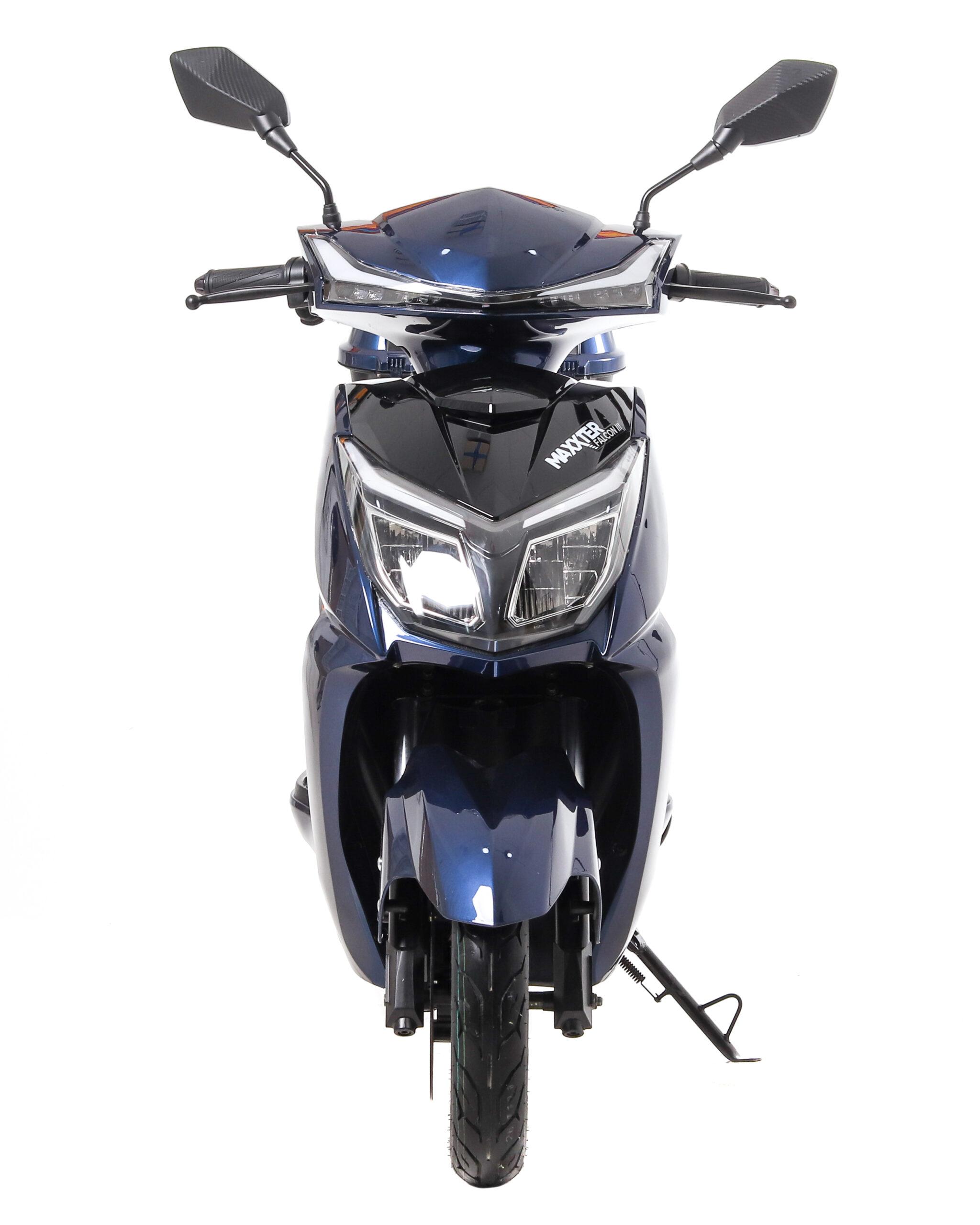 ЭЛЕКТРОСКУТЕР MAXXTER FALCON III  Артмото - купить квадроцикл в украине и харькове, мотоцикл, снегоход, скутер, мопед, электромобиль