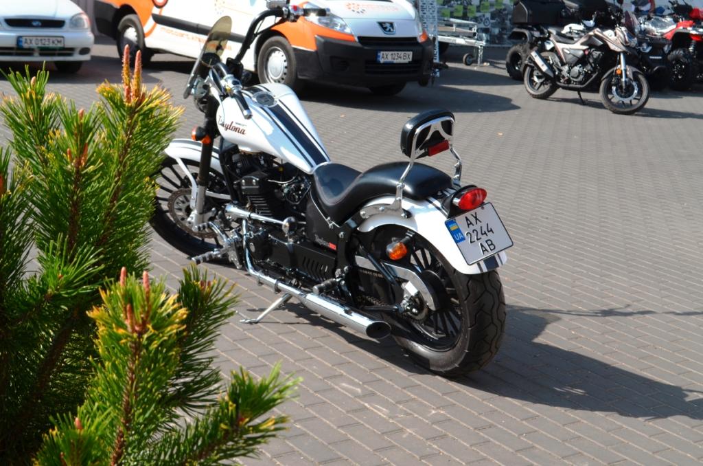 МОТОЦИКЛ GEON DAYTONA 350 EFI б.у  Артмото - купить квадроцикл в украине и харькове, мотоцикл, снегоход, скутер, мопед, электромобиль