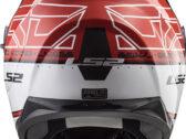 Мотошлем LS2 FF320 STREAM EVO KUB RED BLACK