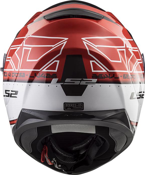 Мотошлем LS2 FF320 STREAM EVO KUB RED BLACK  Артмото - купить квадроцикл в украине и харькове, мотоцикл, снегоход, скутер, мопед, электромобиль
