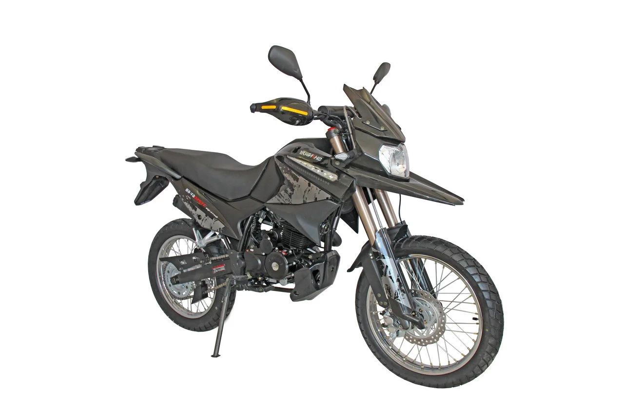 МОТОЦИКЛ SHINERAY XY 250GY-6B Enduro Black  Артмото - купить квадроцикл в украине и харькове, мотоцикл, снегоход, скутер, мопед, электромобиль