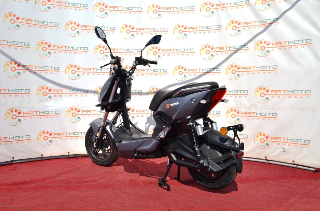 ЭЛЕКТРОСКУТЕР YADEA Z3  Артмото - купить квадроцикл в украине и харькове, мотоцикл, снегоход, скутер, мопед, электромобиль