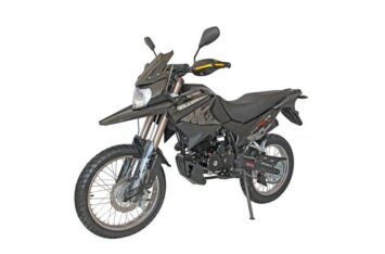 МОТОЦИКЛ SHINERAY XY 250GY-6B Enduro Black