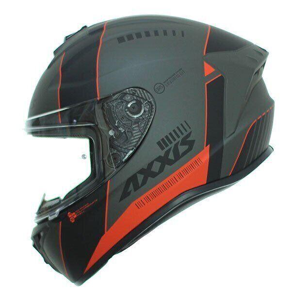 Мотошлем AXXIS DRAKEN MP4 C4 Matt Fluor Orange  Артмото - купить квадроцикл в украине и харькове, мотоцикл, снегоход, скутер, мопед, электромобиль