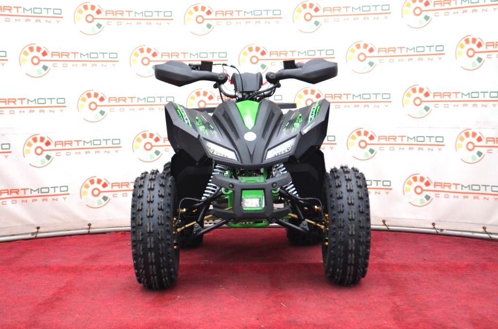 ДЕТСКИЙ КВАДРОЦИКЛ COMMAN RIVAL 125 NEW  Артмото - купить квадроцикл в украине и харькове, мотоцикл, снегоход, скутер, мопед, электромобиль