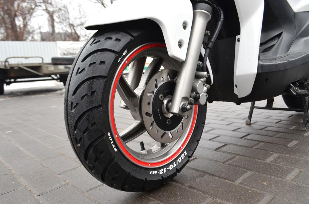 СКУТЕР SYM ORBIT II 150 Б/У  Артмото - купить квадроцикл в украине и харькове, мотоцикл, снегоход, скутер, мопед, электромобиль