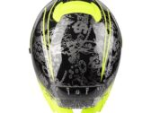 Мотошлем LAZER RAFALE SR Stunter Black Fluor Yellow