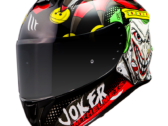 Мотошлем MT TARGO JOKER GLOSS BLACK