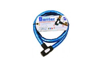 Мотозамок Oxford Barrier Blue