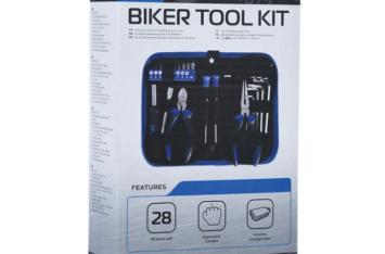 Набор инструментов Oxford Biker Tool Kit