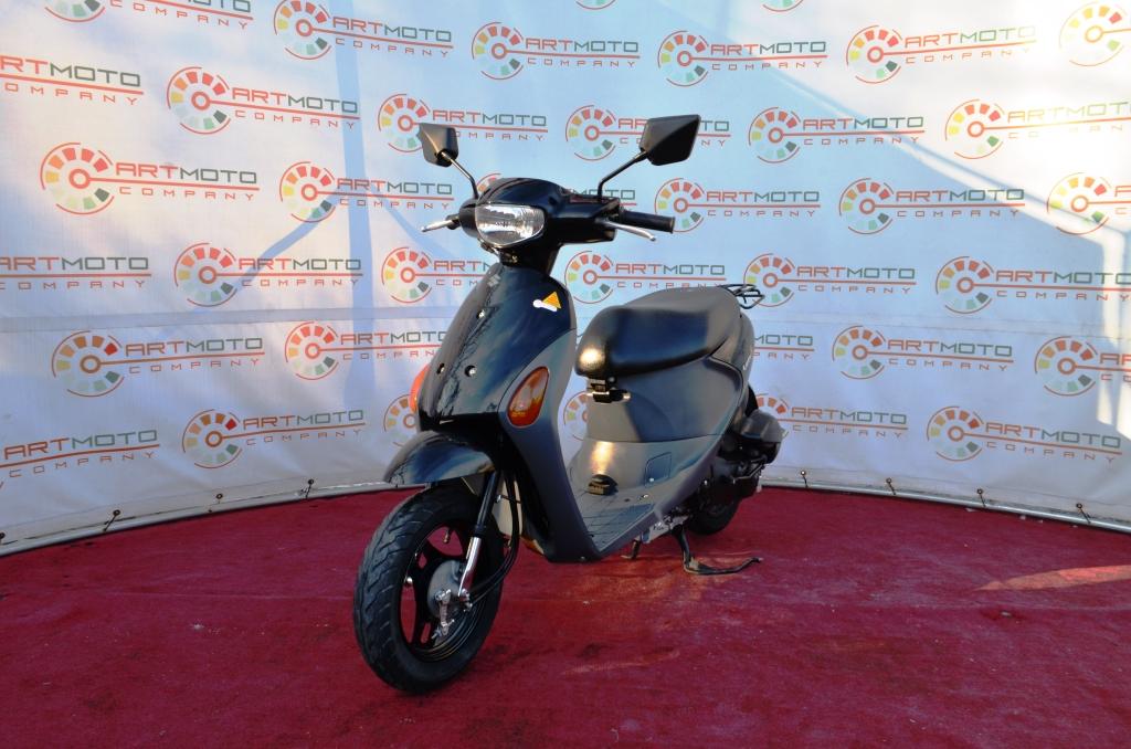 МОПЕД  SUZUKI LETS 4  Артмото - купить квадроцикл в украине и харькове, мотоцикл, снегоход, скутер, мопед, электромобиль
